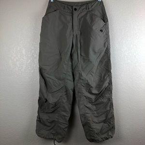 Mountain Hardwear   Gray Jogger Pants Sz 4